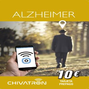 Tarjeta alzheimer