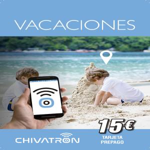Special product - Tarjeta vacaciones
