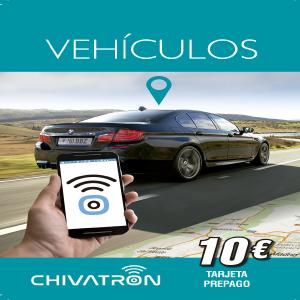 Special product - Tarjeta vehículos