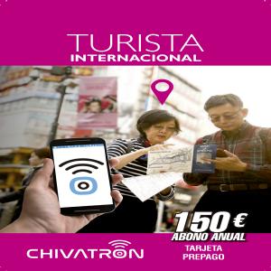 Special product - Tarjetas turista internacional